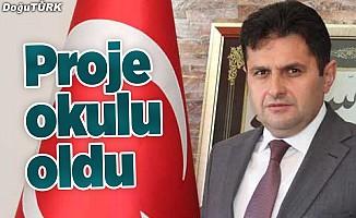 Yakutiye Atatürk Mesleki ve Teknik Anadolu Lisesi proje okulu oldu