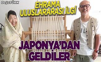 Erzurum ehramına uluslararası ilgi