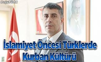 İslamiyet Öncesi Türklerde Kurban Kültürü