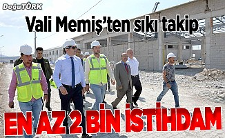 Tekstilkent'te sona doğru