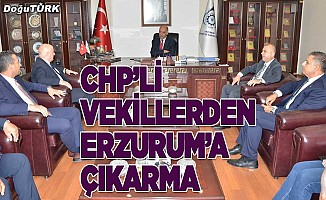 CHP'li vekillerden ETSO'ya ziyaret