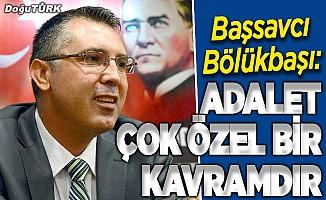 Erzurum'da yeni adli yıl açılış töreni
