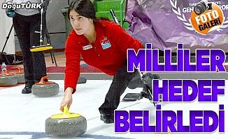 Milli curlingcilerin hedefi Avrupa'da ilk 10