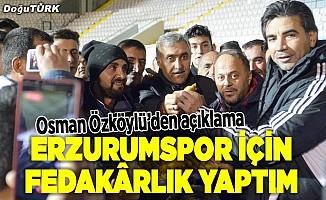 Osman Özköylü'den açıklama: Hukuki haklarımı kullanacağım