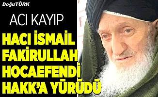 Erzurum'un acı kaybı