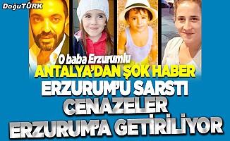 Cenazeler Erzurum'da toprağa verilecek