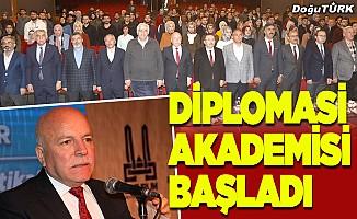 Erzurum'un yükselen eğitim projesi: Diplomasi Akademisi