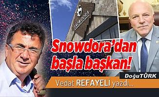 Snowdora'dan başla başkan!