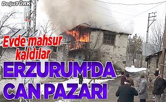 Erzurum'da can pazarı