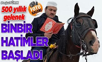 Erzurum'un 500 yıllık geleneği