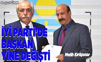 İYİ Parti Erzurum İl Başkanlığı'na yeni atama!