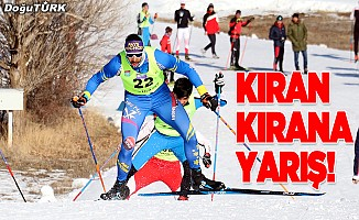 Kayaklı Koşu Uluslararası FIS Yarışları başladı
