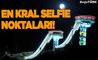 En kral selfie noktaları!