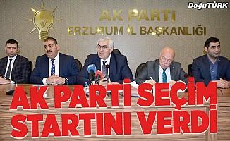 AK Parti startı verdi: 6 ilçede başkan değişiyor