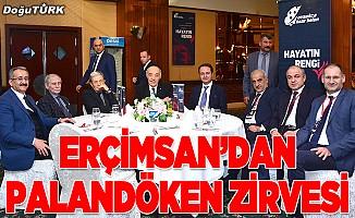 ERÇİMSAN Holding'te Palandöken Zirvesi