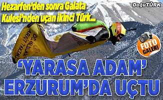 """""""Yarasa adam"""" lakaplı çılgın Türk, yeni maceralar peşinde"""