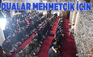 Camilerde Mehmetçik için dua edildi