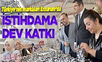 """Doğu Anadolu'da """"sanayi ve istihdam"""" hareketliliği"""