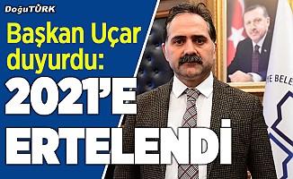 """Erzurum'da """"Saltuklu Yılı"""" etkinlikleri 2021'e ertelendi"""