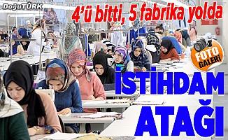 """Erzurum """"Tekstilkent"""" ile istihdam atağına hazırlanıyor"""
