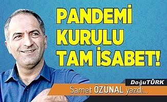 PANDEMİ KURULU TAM İSABET!