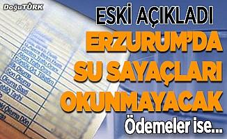 Erzurum'da faturalar ortalama olacak