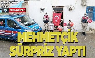 Mehmetçik sürpriz yaptı