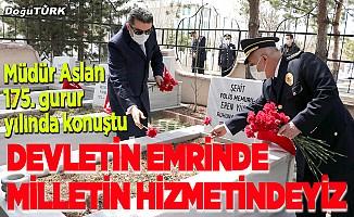 Türk Polis Teşkilatının 175. gurur yılı kutlandı