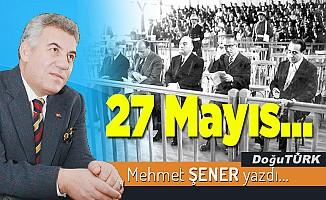 27 Mayıs...