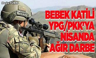 Bebek katili YPG/PKK'ya nisanda ağır darbe