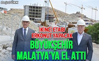 Malatya'da deprem konutlarını ERKONUT yapacak