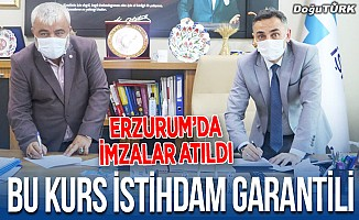 "Erzurum'da istihdam garantili ""saraciye"" kursu"