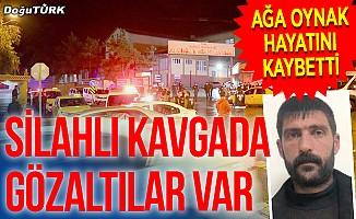 Erzurum'daki silahlı kavga: Gözaltılar var