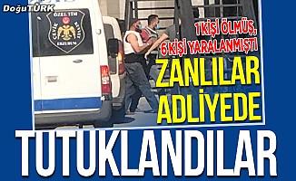 Hastane önündeki cinayette 6 kişi tutuklandı