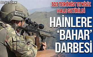 """Terör örgütü YPG/PKK'ya """"bahar"""" darbesi"""