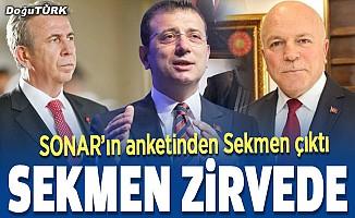 Başkan Sekmen AK Parti'nin en başarılısı…