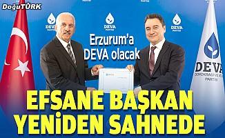 DEVA Partisi 'Bingöl' dedi