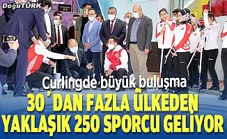 Dünya Curling Karışık Çiftler Şampiyonası elemeleri Erzurum'da yapılacak