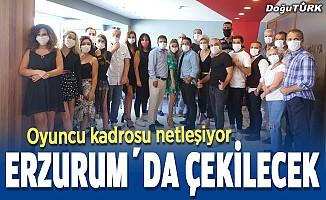 """Erzurum'da çekilecek; """"Mümessil"""" filminin oyuncu kadrosu netleşiyor"""