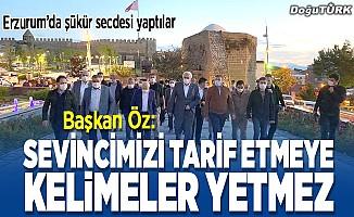 Öz: Ayasofya kararı egemen Türkiye'nin hür haykırışıdır