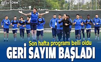 TFF 1. Lig'de son hafta programı açıklandı…