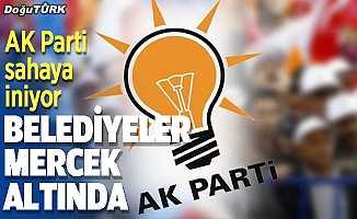 AK Parti'li belediyeler mercek altında