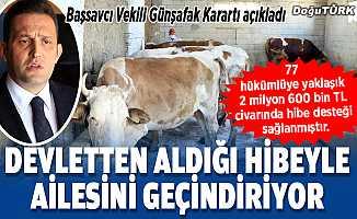 Erzurum'da 77 hükümlüye 2 milyon 600 bin TL destek
