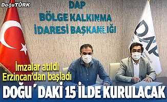 DAP okullarda tarasım ve beceri atölyesi kuracak