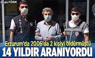 Erzurum'da aranan hükümlü Aydın'da yakalandı