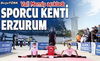 """Erzurum'da """"Avrupa Hareketlilik Haftası"""" etkinliği"""