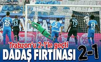 Dadaş hazırlık maçında Trabzon'u yendi