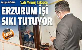 Erzurum tedbiri elden bırakmıyor