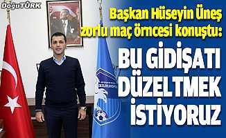 BB Erzurumspor, Trabzon deplasmanında galibiyet hedefliyor