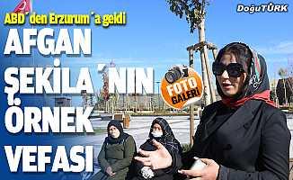 Afgan Şekila'nın Türkiye, ABD ve Afganistan üçgenindeki anne özlemi